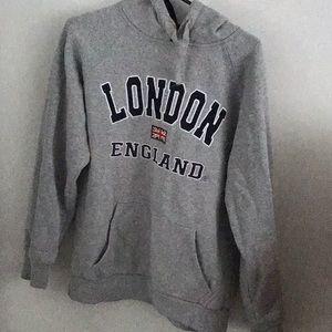 London England sweater